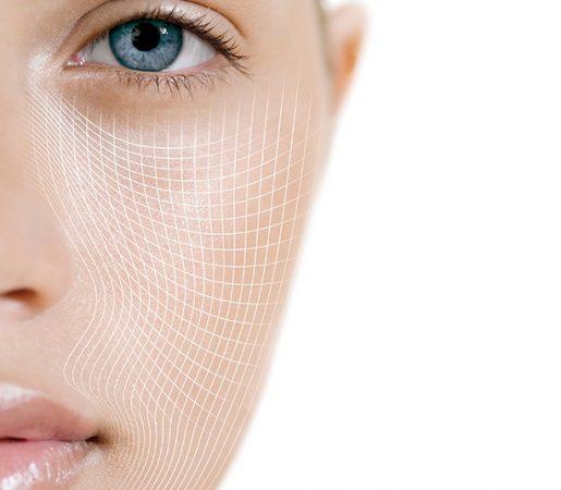 CACI skin treatment